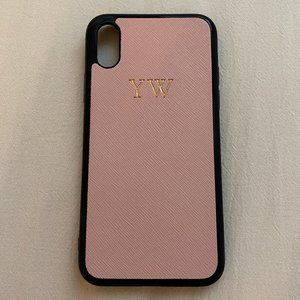The Daily Edited (tde.) iPhone X/XS Phone Case